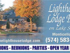 Lighthouse Lodge B&B on Lake Shafer