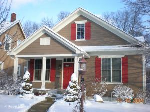 * REDUCED * Custom Home, Broad Ripple, Indy's Bar District